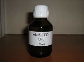 ANISEED OIL 100ml - NATURAL BIRD CONDITION OIL - ON SEED